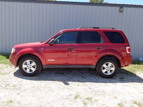 2008 Ford Escape for sale in Coffeyville, KS