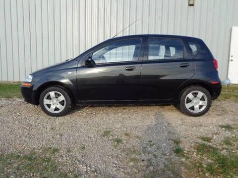 2008 Chevrolet Aveo for sale in Coffeyville, KS