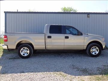2008 Ford F-150 for sale in Coffeyville, KS