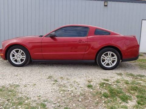 2010 Ford Mustang for sale in Coffeyville, KS