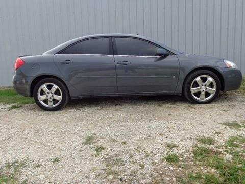 2008 Pontiac G6 for sale in Coffeyville, KS