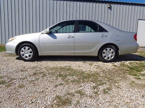 2003 Toyota Camry for sale in Coffeyville, KS