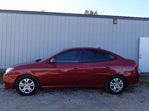 2010 Hyundai Elantra for sale in Coffeyville, KS