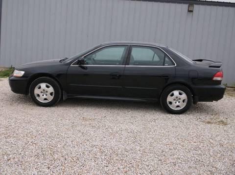 2001 Honda Accord for sale in Coffeyville, KS