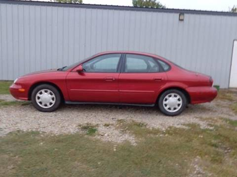1998 Ford Taurus for sale in Coffeyville, KS