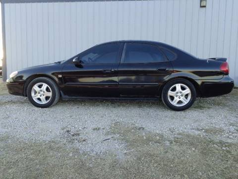 2002 Ford Taurus for sale in Coffeyville, KS