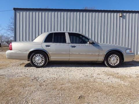 2006 Mercury Grand Marquis for sale in Coffeyville, KS