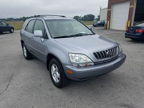 2002 Lexus RX 300 for sale in Havelock, NC
