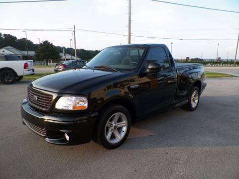2003 Ford F-150 SVT Lightning for sale at Select Auto Sales in Havelock NC