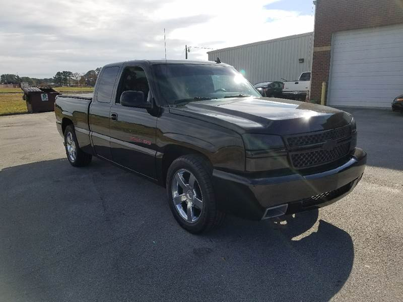 2006 Chevrolet Silverado 1500 SS for sale at Select Auto Sales in Havelock NC