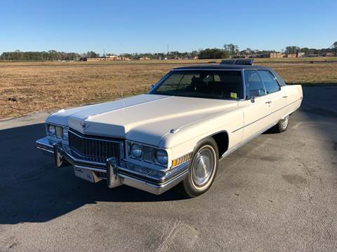 1973 Cadillac DeVille for sale in Havelock, NC