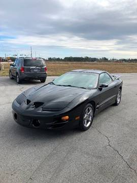 2002 Pontiac Firebird for sale in Havelock, NC
