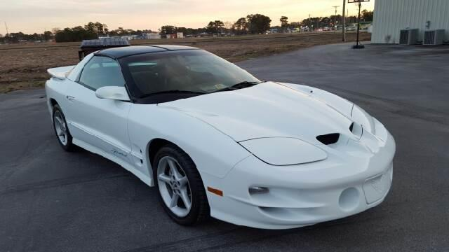 2002 Pontiac Firebird for sale at Select Auto Sales in Havelock NC