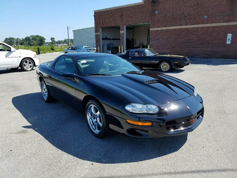 2002 Chevrolet Camaro for sale at Select Auto Sales in Havelock NC