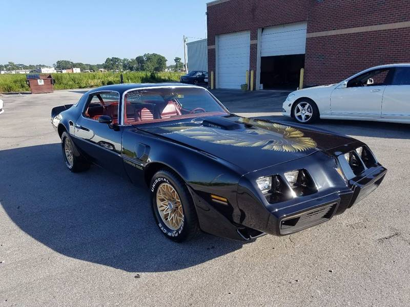 1979 pontiac firebird trans am bandit in havelock nc select auto sales. Black Bedroom Furniture Sets. Home Design Ideas