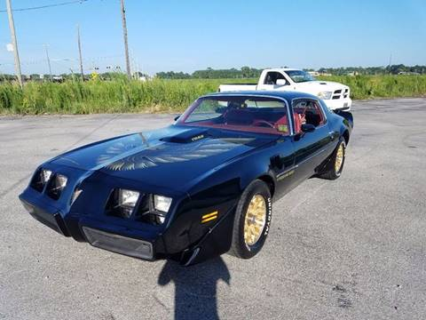 1979 Pontiac Firebird Trans Am for sale at Select Auto Sales in Havelock NC