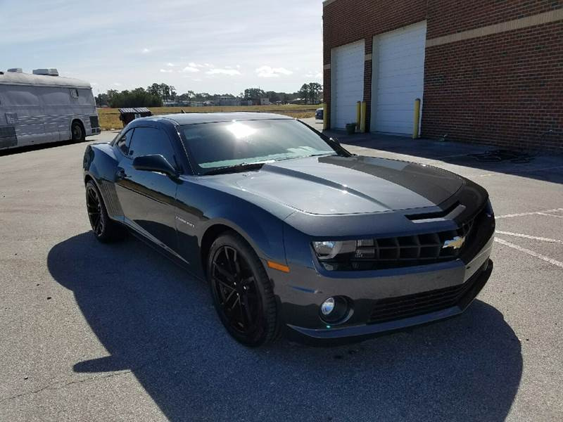 2013 Chevrolet Camaro for sale at Select Auto Sales in Havelock NC