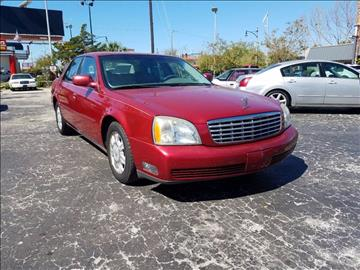 2005 Cadillac DeVille for sale in Daytona Beach, FL