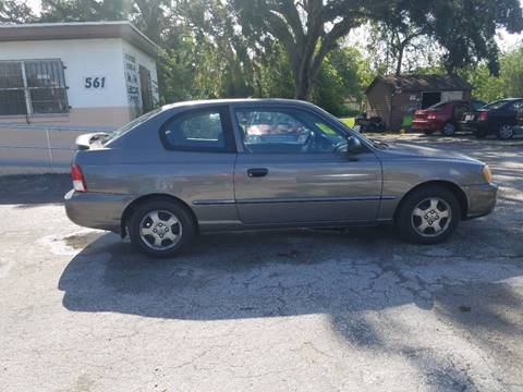 2002 Hyundai Accent for sale in Daytona Beach, FL