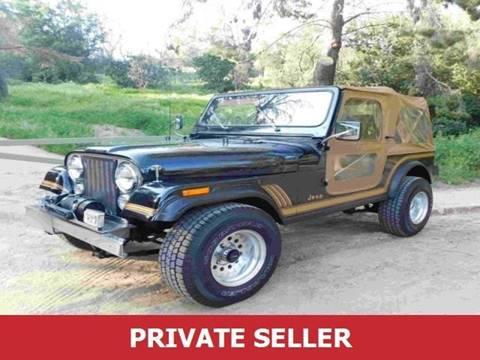 1986 Jeep CJ-7 for sale in Daytona Beach, FL