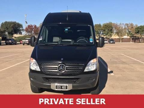 2012 Mercedes-Benz Sprinter Cab Chassis for sale in Daytona Beach, FL