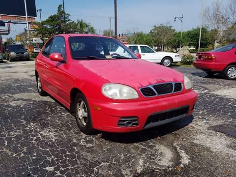 2001 Daewoo Lanos for sale in Daytona Beach, FL