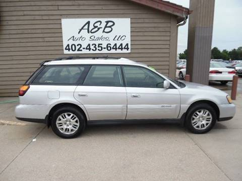 2004 Subaru Outback for sale in Lincoln, NE