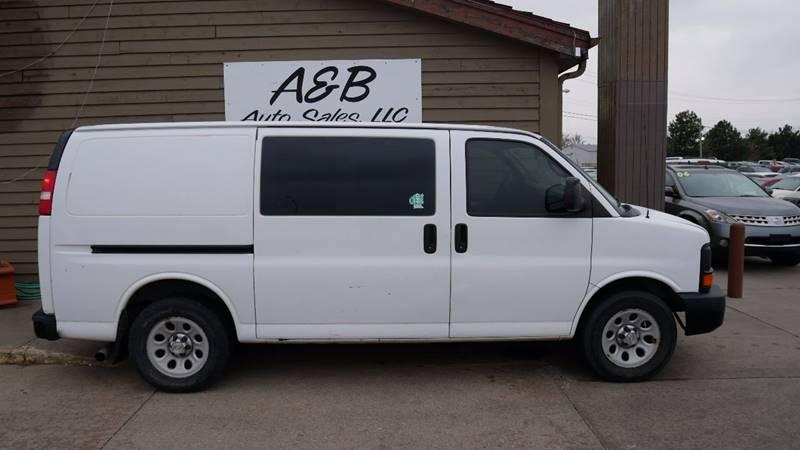 2010 Chevrolet Express Cargo 1500 3dr Cargo Van In Lincoln Ne A