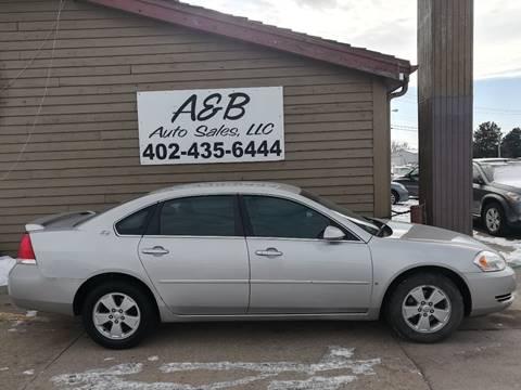Chevrolet Impala For Sale In Lincoln NE Carsforsalecom - Chevrolet lincoln