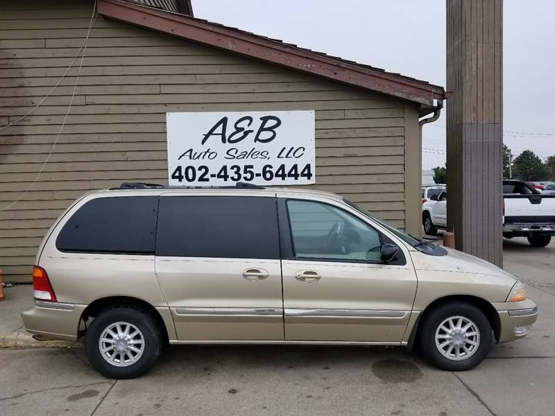 2000 ford windstar 4dr se mini van in lincoln ne a b auto sales rh abautolincoln com 2000 ford windstar owners manual free download 2000 ford windstar repair manual free download