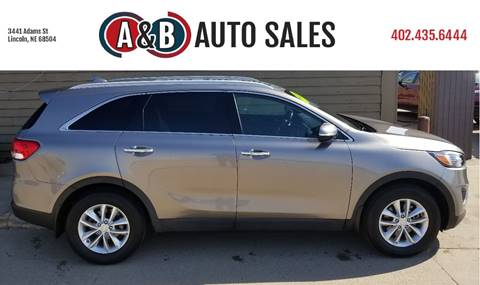 Kia sorento for sale in nebraska for Murphy motors lincoln nebraska