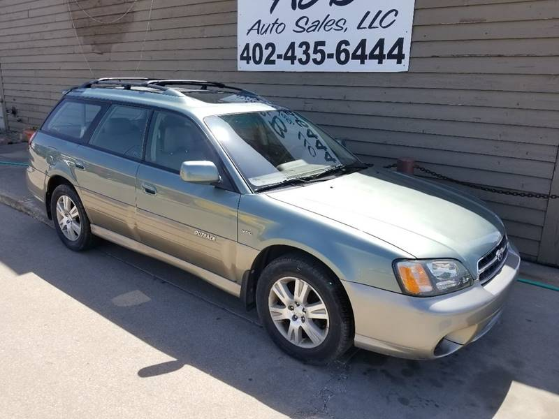 online copart en salvage view of outback title white on sale cert ne in subaru left lincoln lot carfinder auctions auto