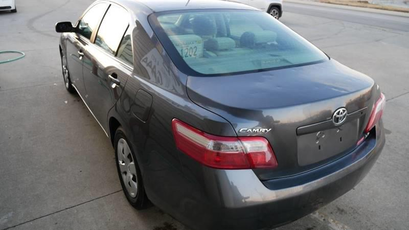 2009 toyota camry le 4dr sedan 5a in lincoln ne a b auto sales. Black Bedroom Furniture Sets. Home Design Ideas