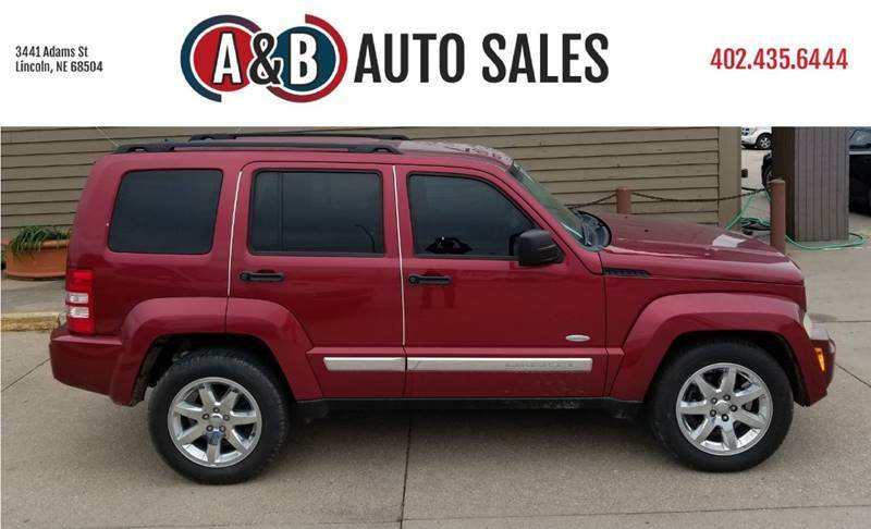 2012 Jeep Liberty for sale in Lincoln, NE