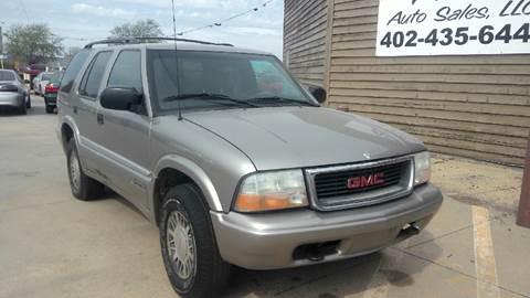 2000 GMC Jimmy for sale in Lincoln, NE