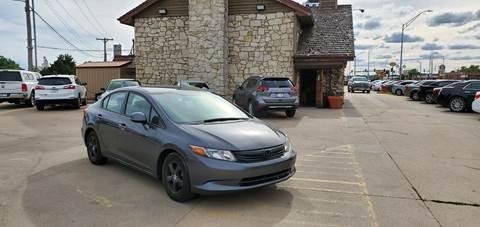2012 Honda Civic for sale in Lincoln, NE