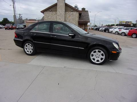 Mercedes Lincoln Ne >> Mercedes Benz C Class For Sale In Lincoln Ne A B Auto Sales
