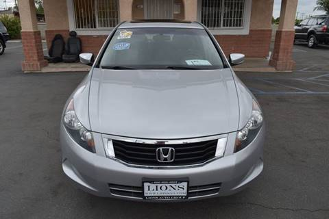 2010 Honda Accord for sale at Lions Auto Group in La Puente CA