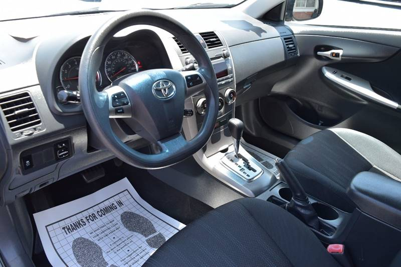 2011 Toyota Corolla for sale at Lions Auto Group in La Puente CA