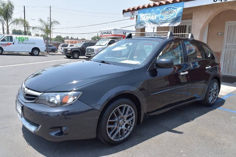 2011 Subaru Impreza for sale at Lions Auto Group in La Puente CA
