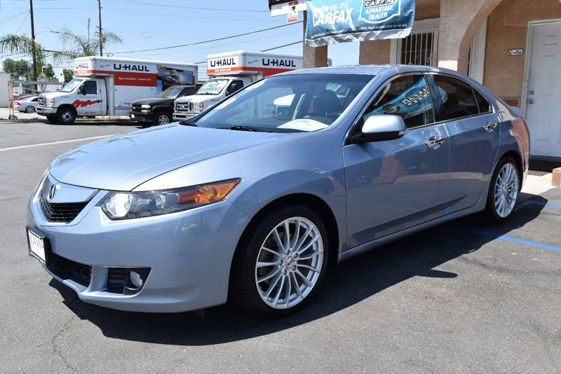 2009 Acura TSX for sale at Lions Auto Group in La Puente CA