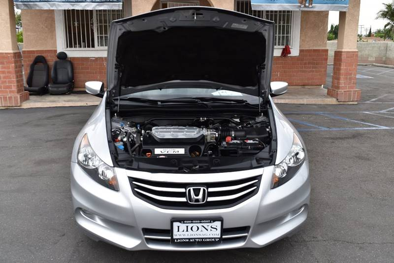 2011 Honda Accord for sale at Lions Auto Group in La Puente CA