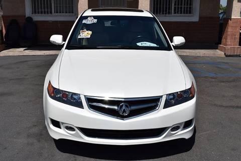 2007 Acura TSX for sale at Lions Auto Group in La Puente CA