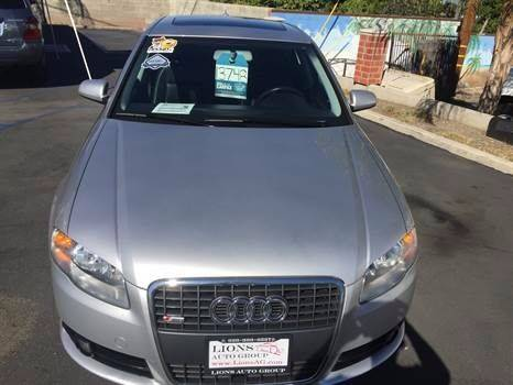 2008 Audi A4 for sale at Lions Auto Group in La Puente CA