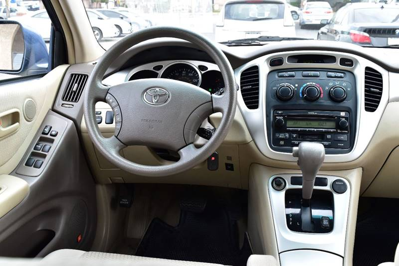 2005 Toyota Highlander for sale at Lions Auto Group in La Puente CA