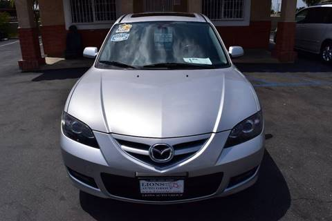 2009 Mazda MAZDA3 for sale at Lions Auto Group in La Puente CA