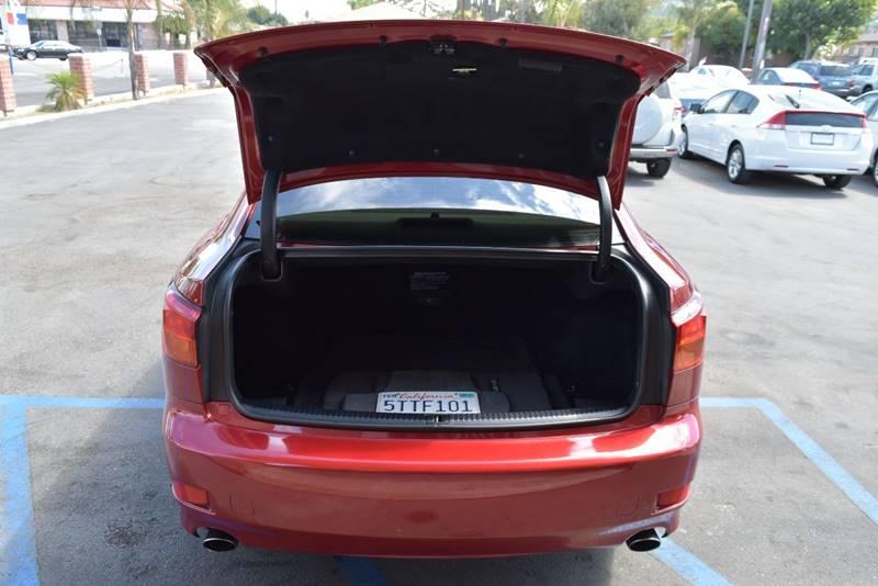 2006 Lexus IS 250 for sale at Lions Auto Group in La Puente CA