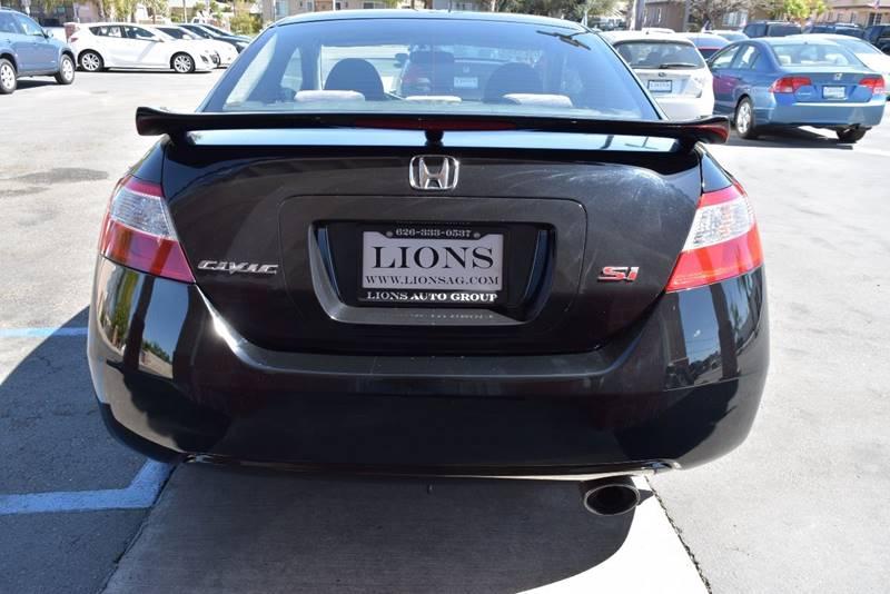 2008 Honda Civic for sale at Lions Auto Group in La Puente CA
