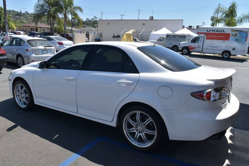 2006 Mazda MAZDASPEED6 for sale at Lions Auto Group in La Puente CA
