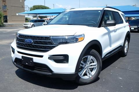 2020 Ford Explorer for sale in Brownwood, TX